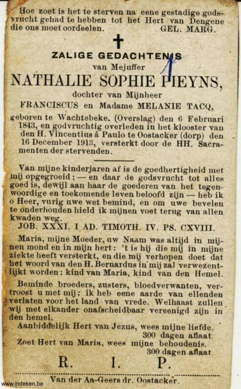Nathalie Sophie Pieyns