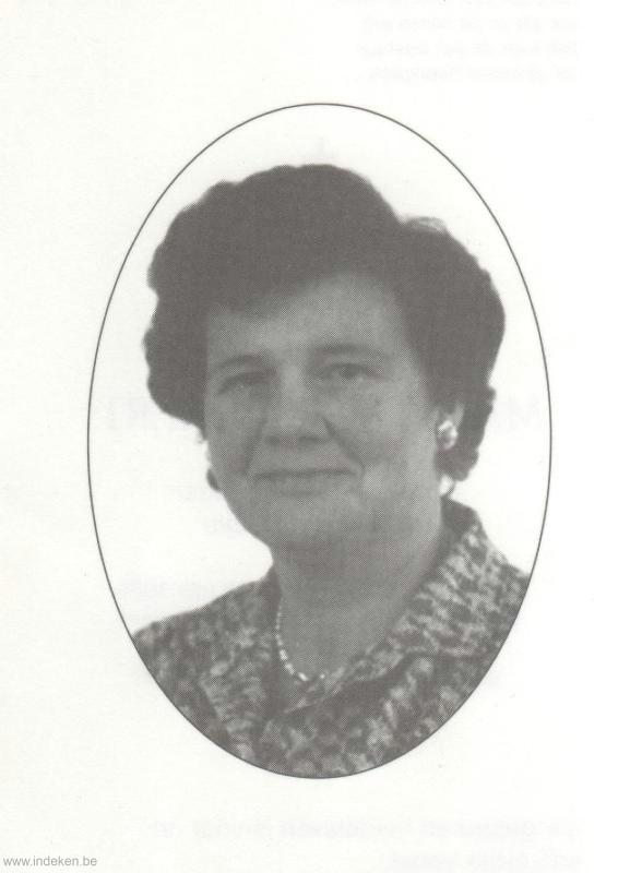 Maria Rasschaert