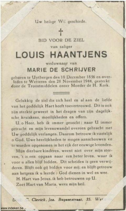 Louis Haentjens