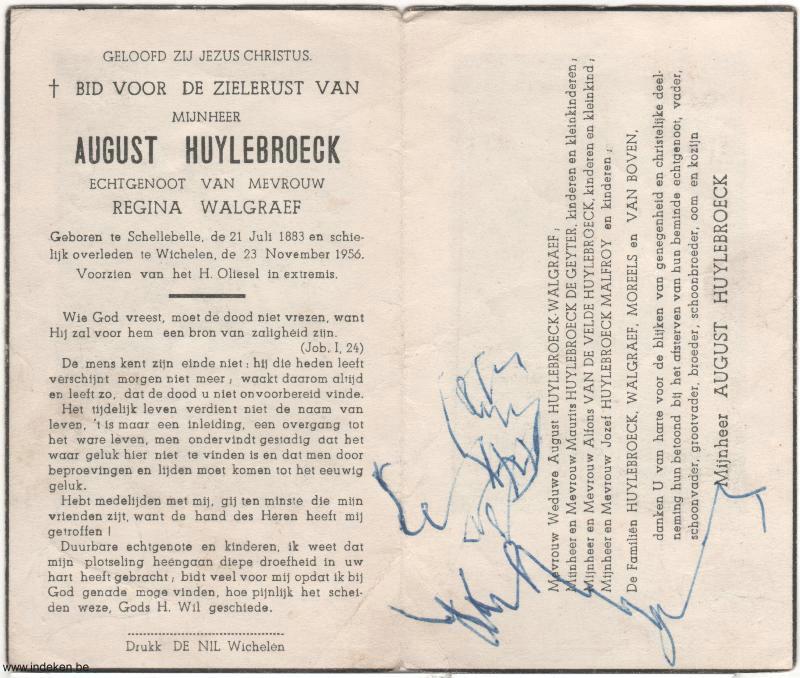 August Huylebroeck