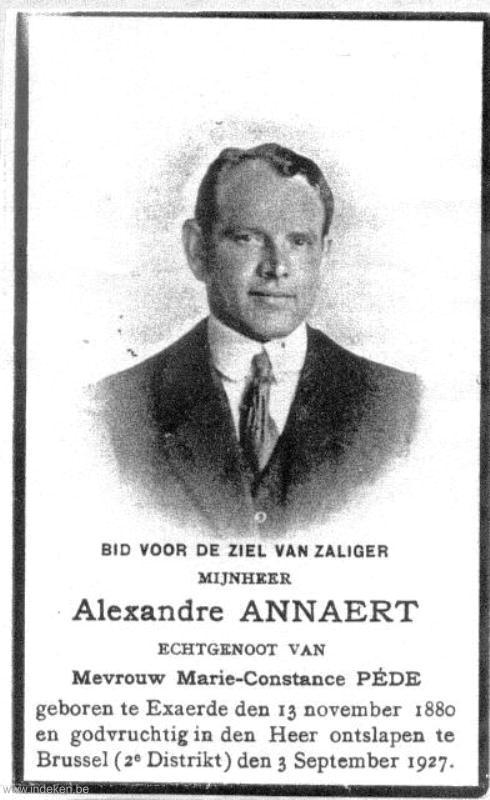 Alexander Annaert