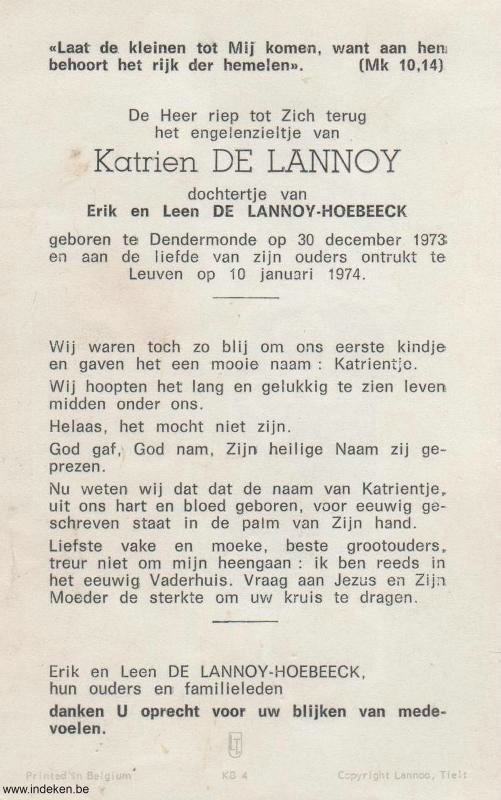 Katrien De Lannoy