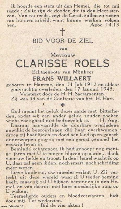 Clarisse Roels