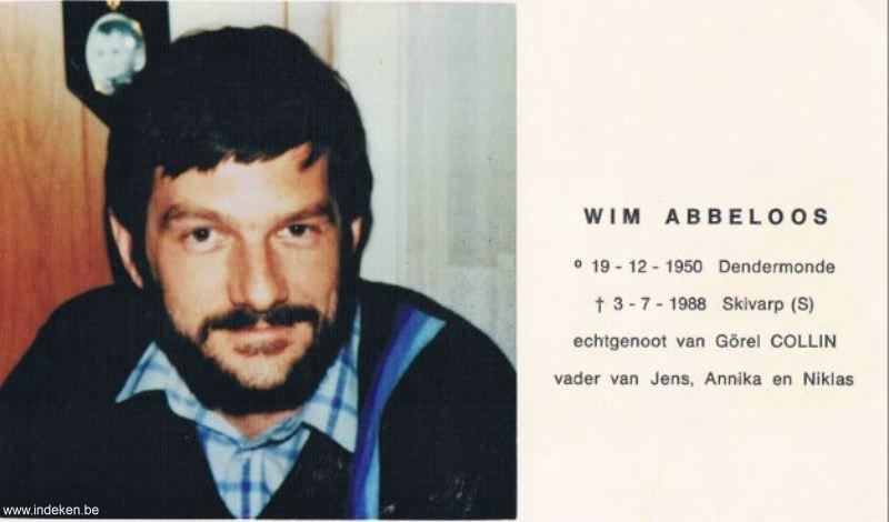 Wim Abbeloos