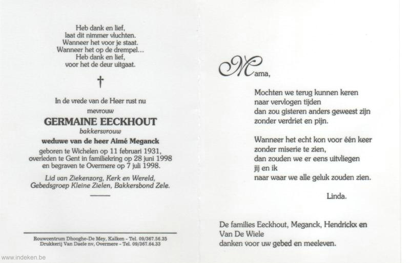 Germaine Eeckhout