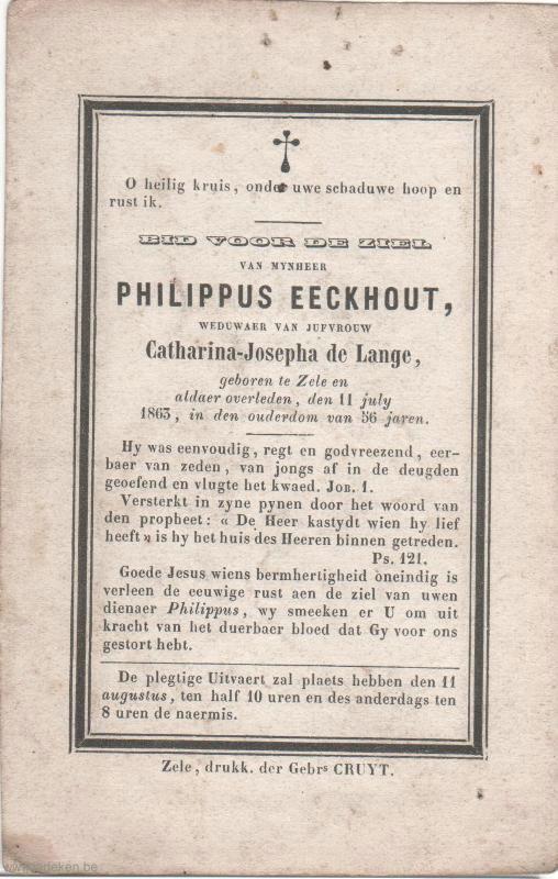 Philippus Eeckhout