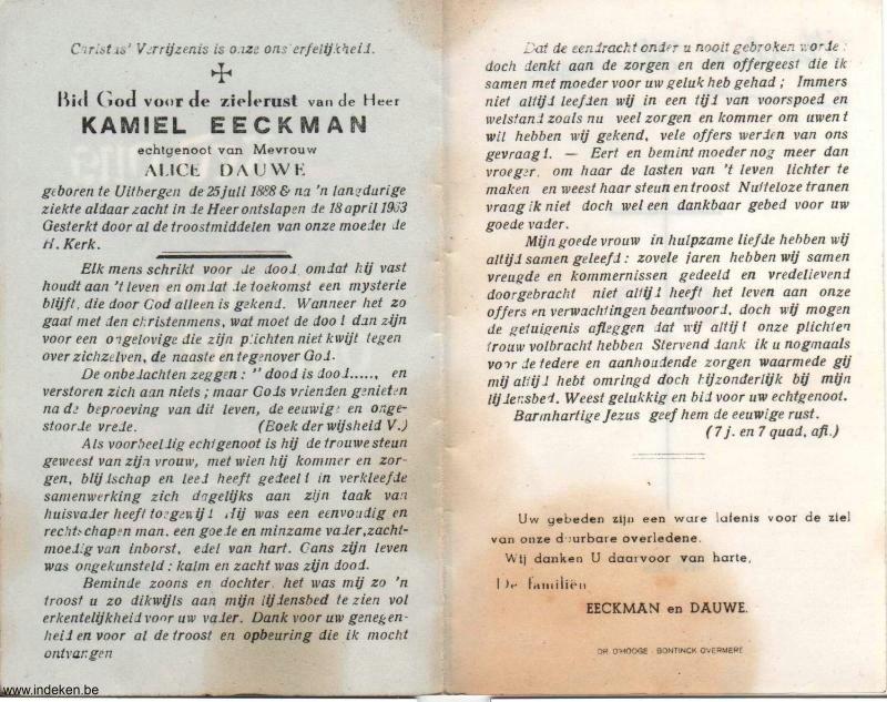 Kamiel Eeckman