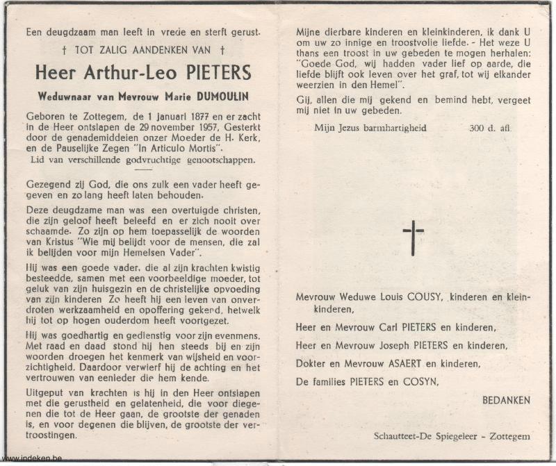 Arthur Leo Pieters