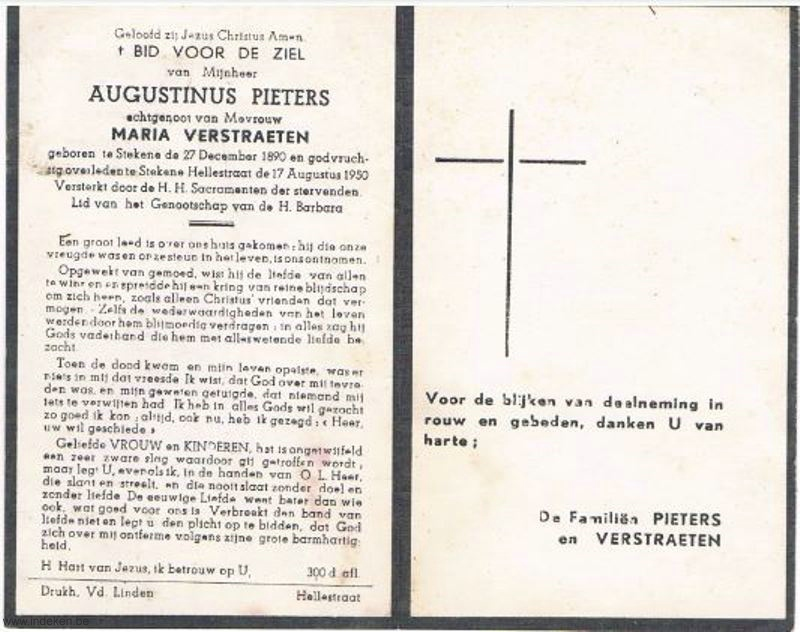 Augustinus Pieters