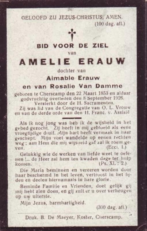 Amelie Erauw