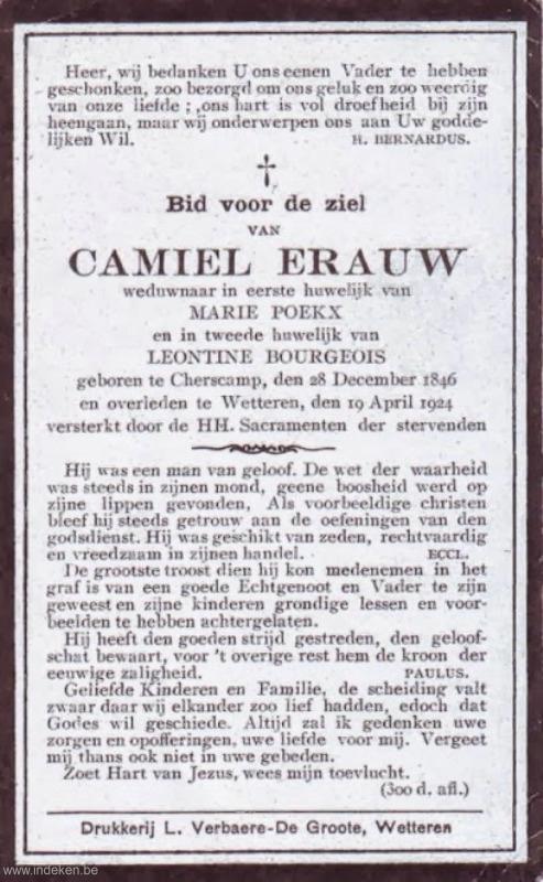 Camiel Erauw