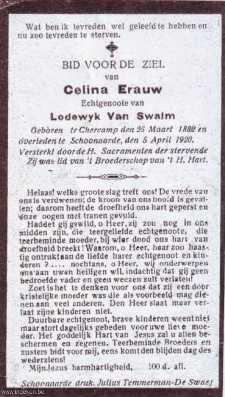 Celina Erauw