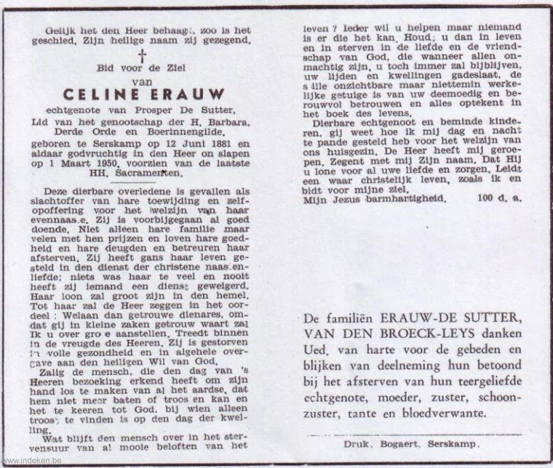 Celine Erauw