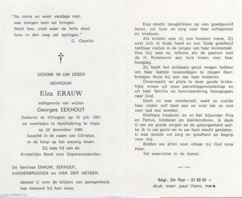 Elza Erauw