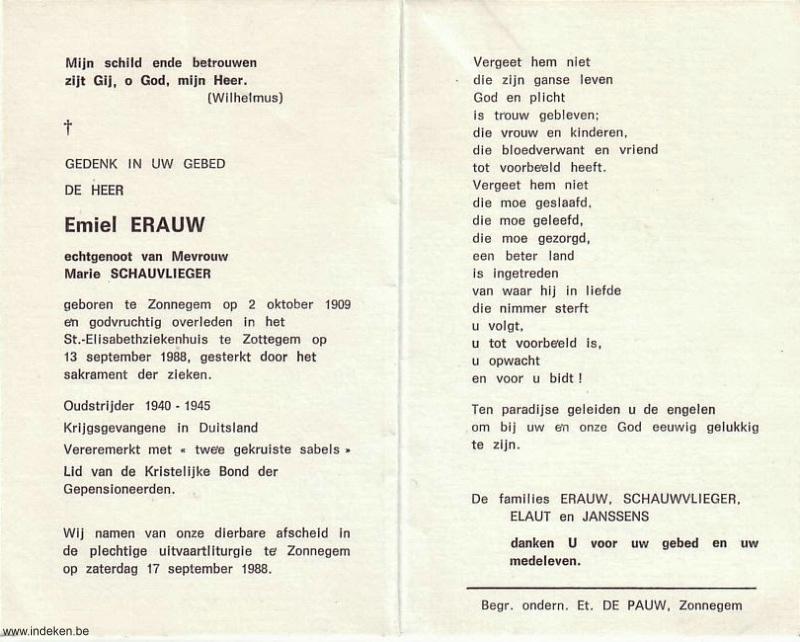 Emiel Erauw