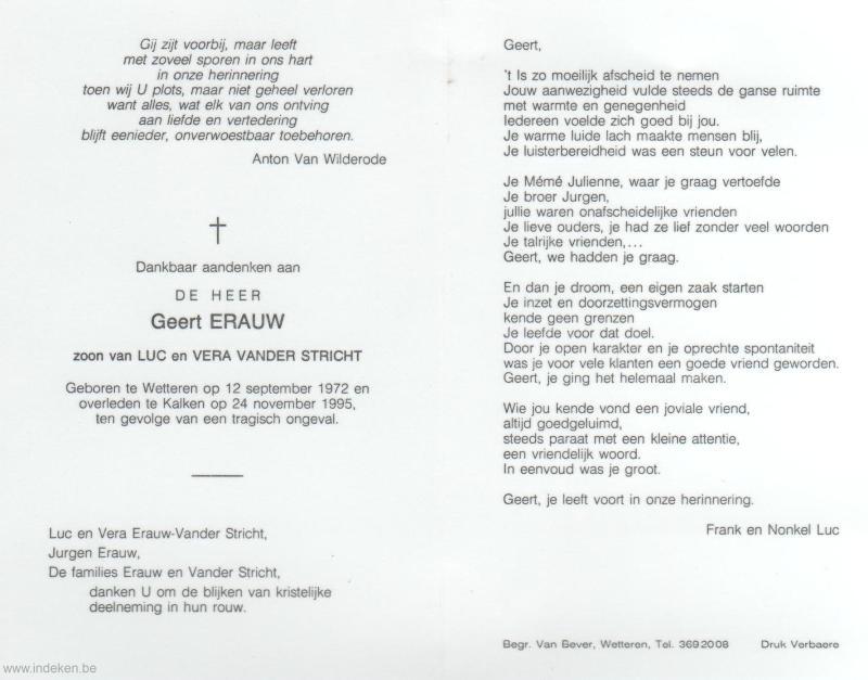 Geert Erauw