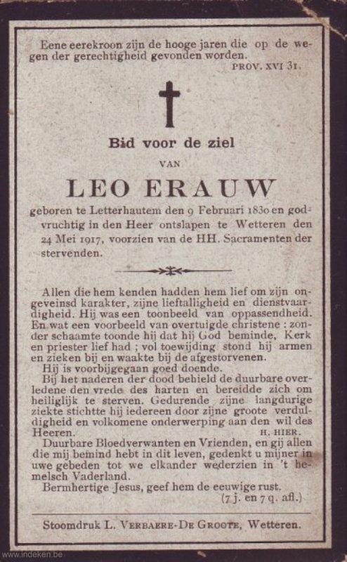Leo Erauw