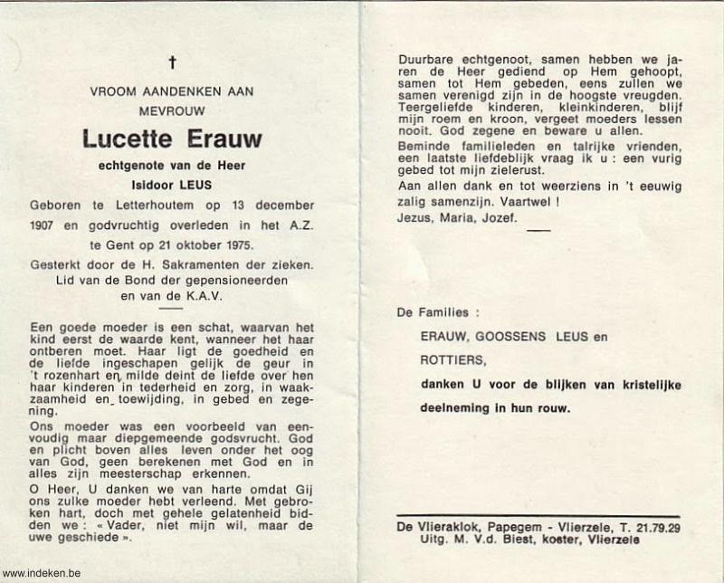 Lucette Erauw