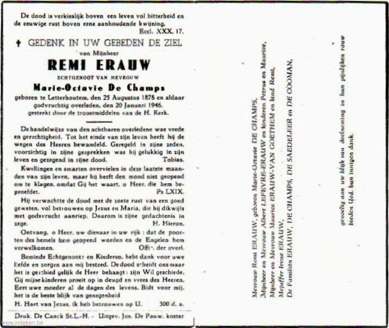Remi Erauw