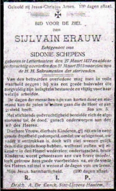 Sijlvain Erauw