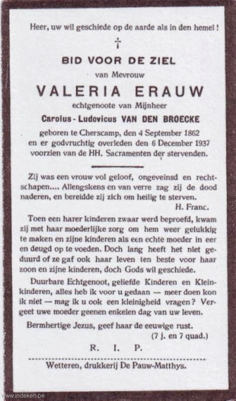 Valeria Erauw