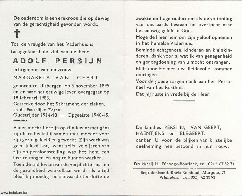 Adolf Persijn