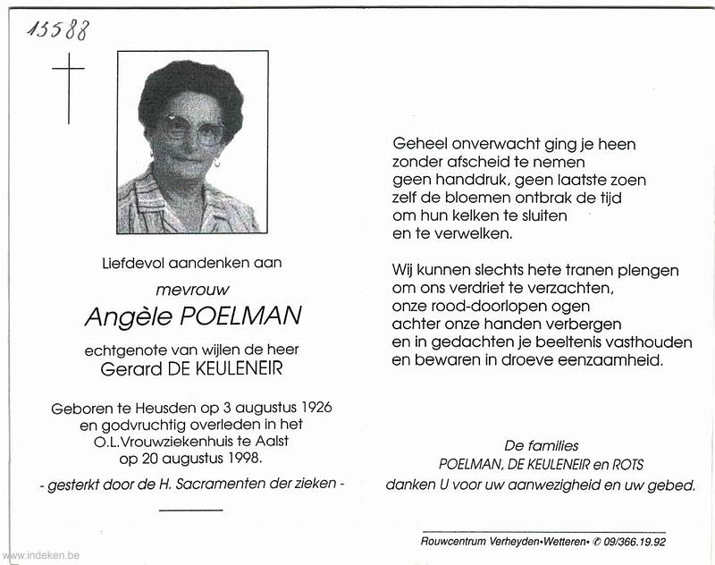 Angèle Poelman