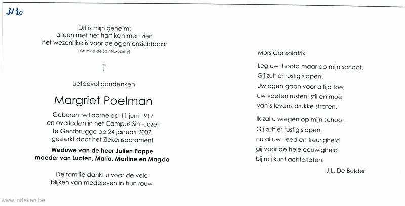 Margriet Poelman
