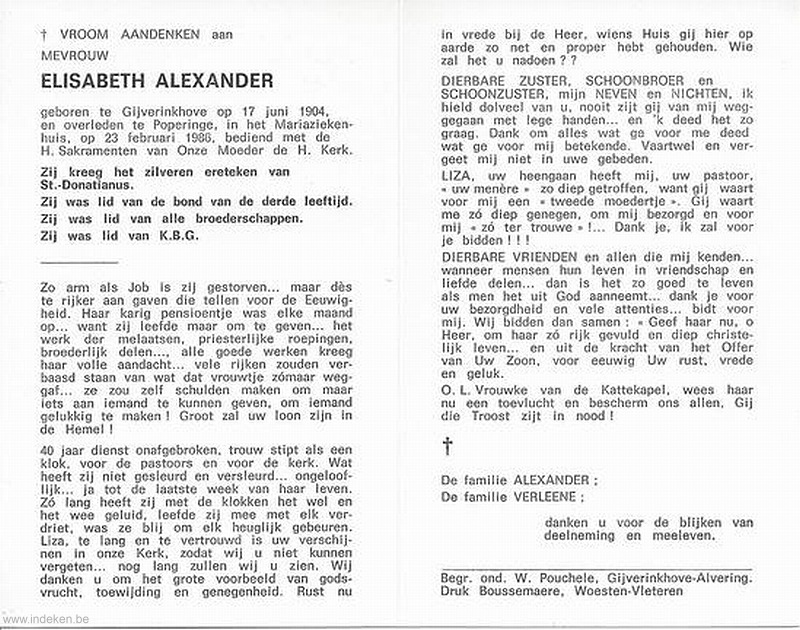 Elisabeth Alexander