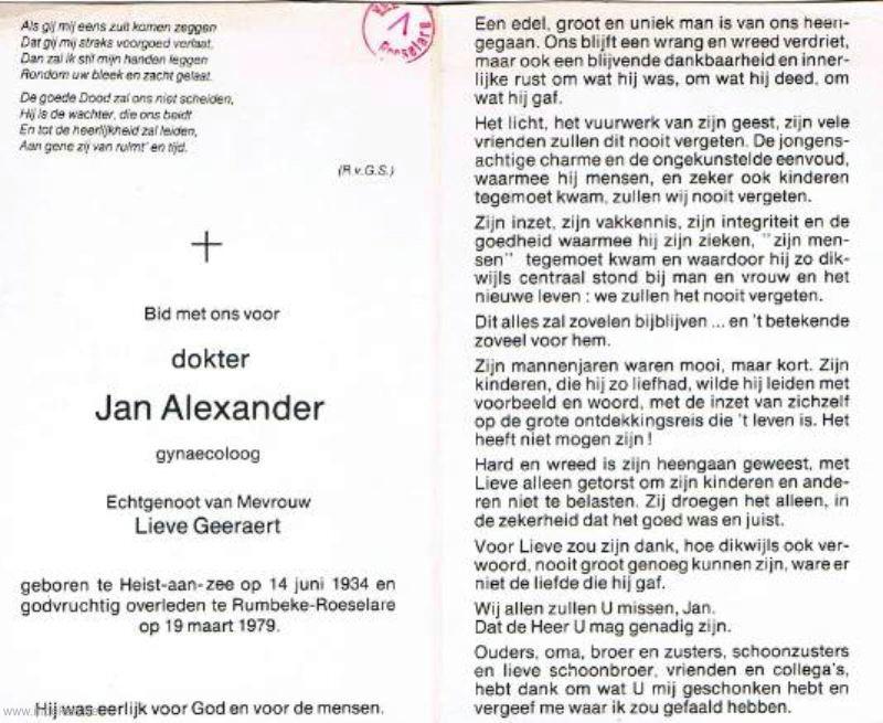 Jan Alexander