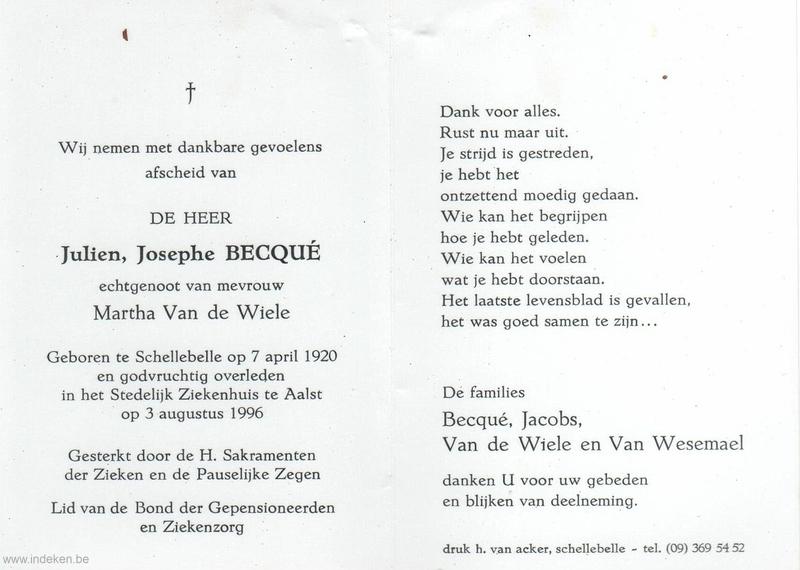 Julien Josephe Becqué