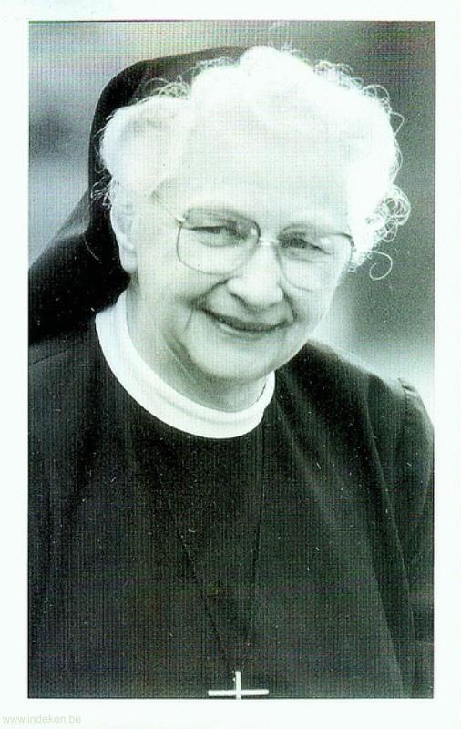 Carolina Joanna Mariën
