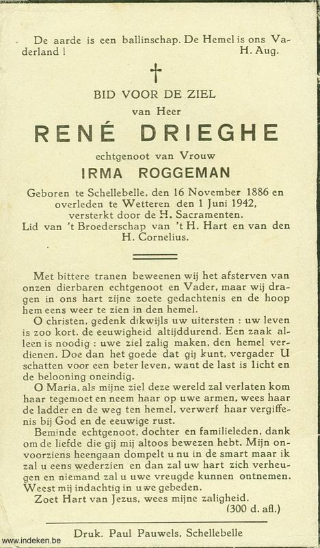 René Drieghe