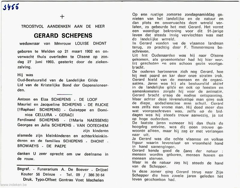Gerard Camiel Joseph Schepens