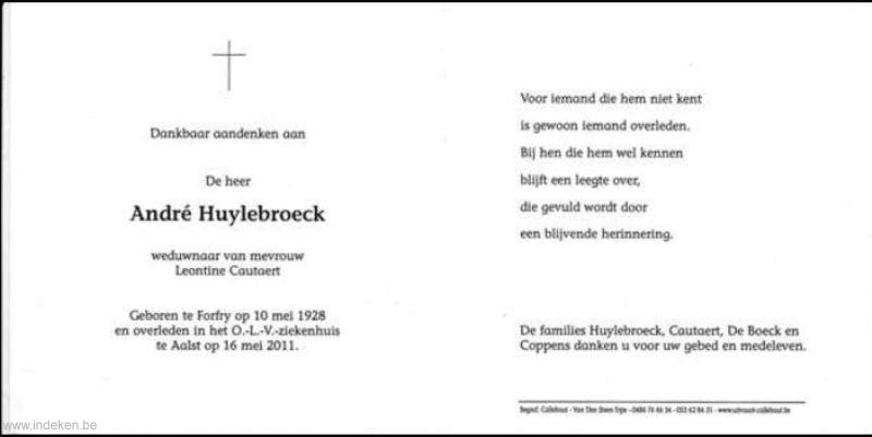 André Huylebroeck