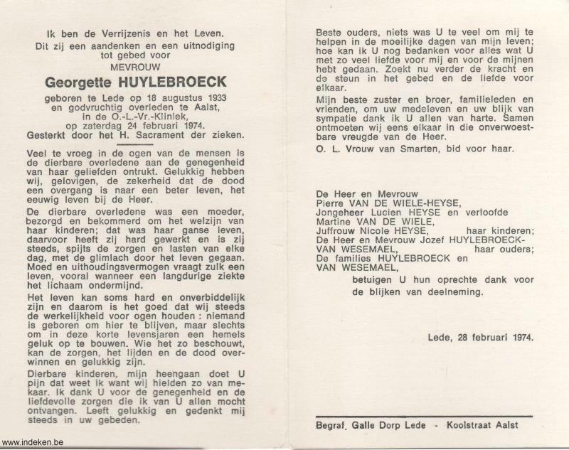 Georgette Huylebroeck