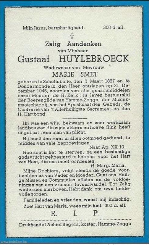 Gustaaf Huylebroeck