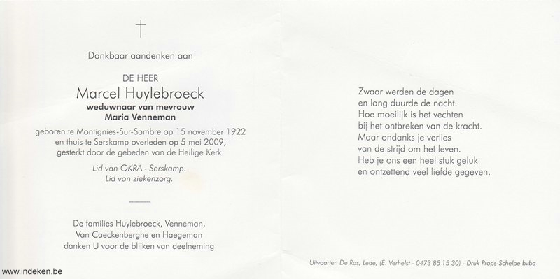 Marcel Huylebroeck
