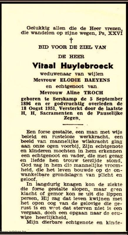 Vitaal Huylebroeck