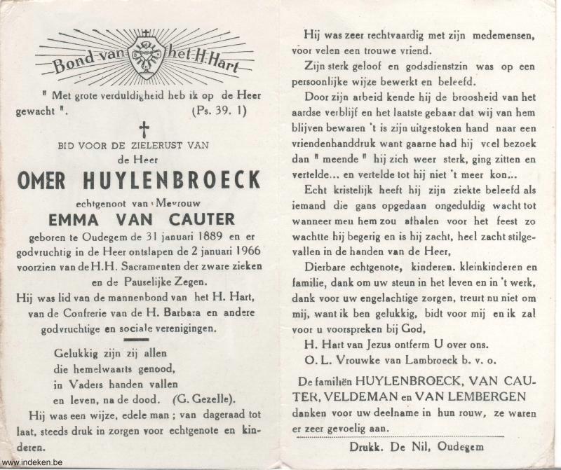 Omer Huylenbroeck