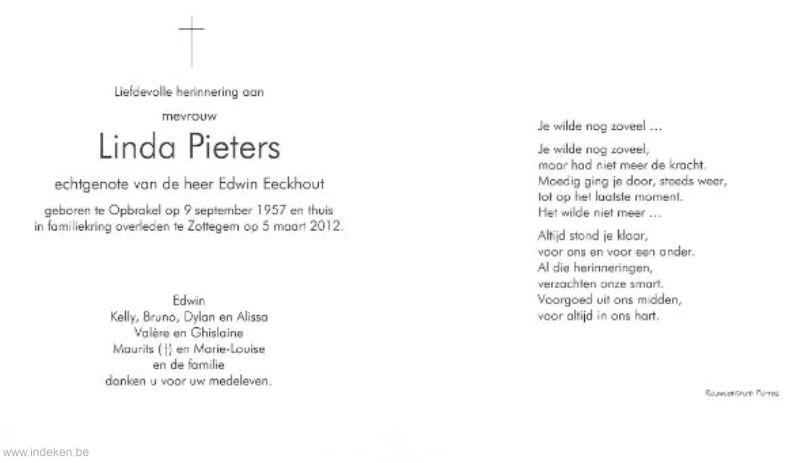 Linda Pieters