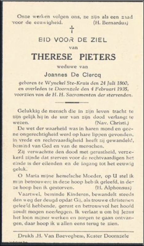 Therese Pieters