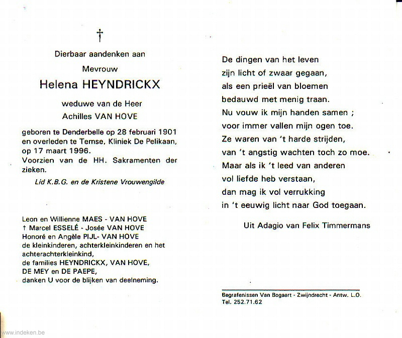 Helena Heyndrickx