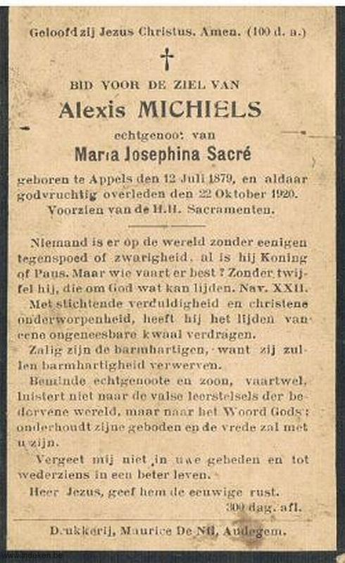 Alexis Michiels