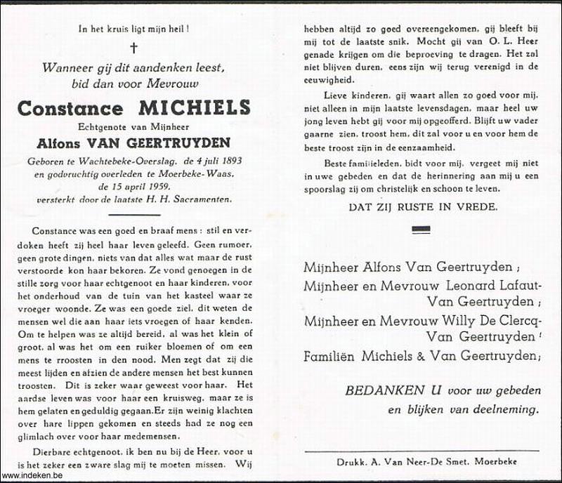 Constance Michiels