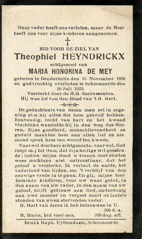 Theophiel Heyndrickx