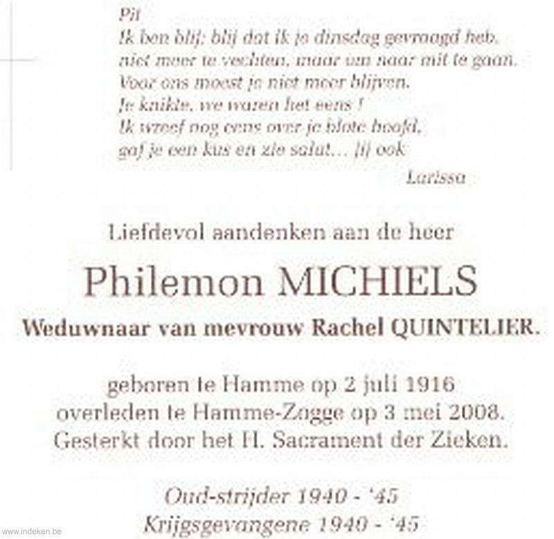 Philemon Michiels