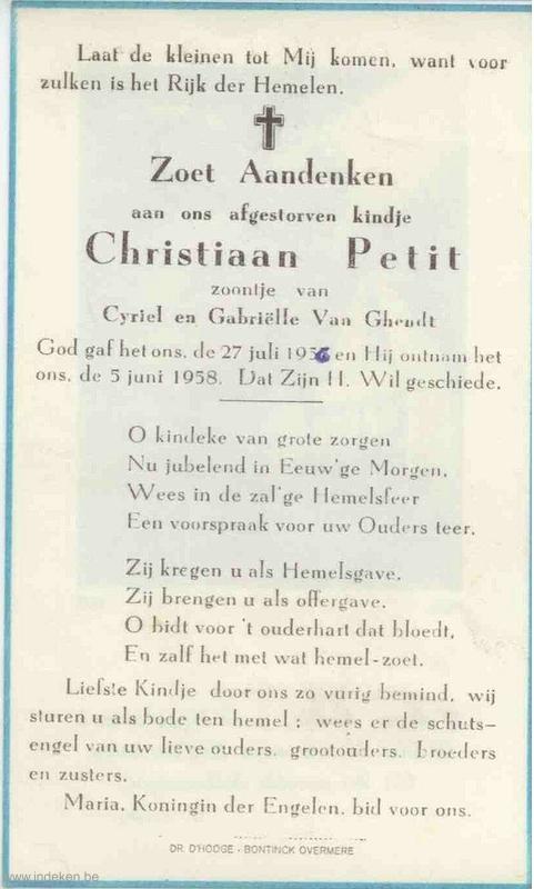 Christiaan Petit
