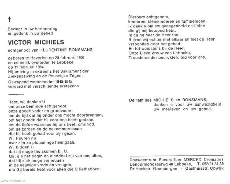 Victor Michiels