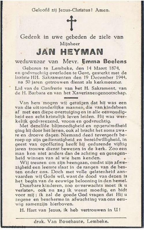 Jan Heyman